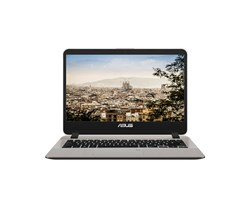 "Laptop ASUS VivoBook X407MA-BV043T (14"" HD/N4000/4GB/1TB HDD/UHD 600/Win10/1.5 kg)"