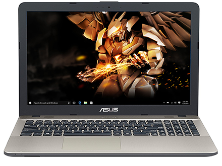 "Laptop ASUS VivoBook X541UA-XX272T (15.6"" HD/i3-6100U/4GB/1TB HDD/HD 520/Win10/2 kg)"