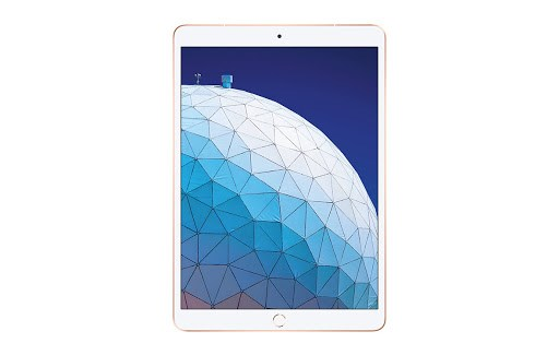 Máy tính bảng Apple iPad Air (2019) 10.5inch Wifi+ Cellular 64GB MV0F2ZA/A (Gold)