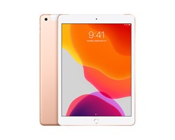 "Máy tính bảng Apple iPad (2019) 10.2"" Wifi + Cellular 128GB MW6G2ZA/A (Gold)"