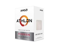CPU AMD Athlon 220GE (2C/4T, 3.4 GHz, 4MB) - AM4