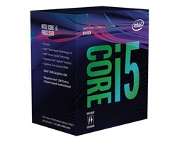 CPU Intel Core I5-8400 (2.8GHz - 4.0GHz)
