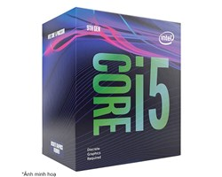 CPU Intel Core i5-9500 (3.0GHz turbo up to 4.4GHz, 6 nhân 6 luồng, 9MB Cache, 65W) - Socket Intel LGA 1151-v2