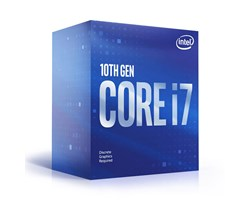 CPU INTEL Core i7-10700 (8C/16T, 2.90 GHz Up to 4.80 GHz, 16MB) - 1200