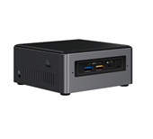 PC Intel NUC Kit NUC8i7BEH