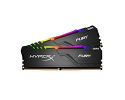 RAM desktop KINGSTON HyperX Fury RGB 16GB (2 x 8GB) DDR4 3200MHz (HX432C16FB3AK2/16)