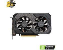 Card màn hình ASUS TUF Gaming GeForce GTX 1660 SUPER OC Edition 6GB GDDR6