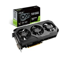 Card màn hình ASUS TUF Gaming X3 GeForce GTX 1660 SUPER OC edition 6GB GDDR6