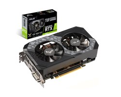 Card màn hình ASUS GeForce RTX 2060 6GB GDDR6 TUF OC (TUF-RTX2060-O6G-GAMING)