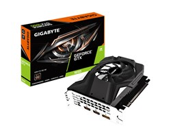 Card màn hình GIGABYTE GeForce GTX 1650 4GB GDDR5 Mini ITX OC (GV-N1650IXOC-4GD)
