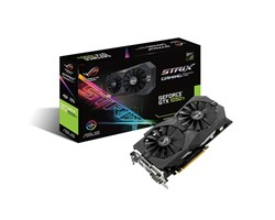 Card màn hình ASUS GeForce GTX 1050Ti 4GB GDDR5 ROG Strix OC (ROG-STRIX-GTX1050TI-O4G-GAMING)
