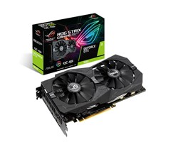 Card màn hình ASUS GeForce GTX 1650 4GB GDDR5 ROG Strix OC (ROG-STRIX-GTX1650-O4G-GAMING)