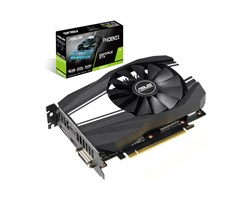 Card màn hình ASUS GeForce GTX 1660Ti 6GB GDDR6 Phoenix (PH-GTX1660TI-6G)
