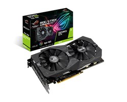 Card màn hình ASUS GeForce GTX 1650 4GB GDDR5 ROG Strix Advanced (ROG-STRIX-GTX1650-A4G-GAMING)
