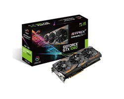 Card màn hình ASUS GeForce GTX 1060 6GB GDDR5 ROG Strix (GTX1060-6G-GAMING)