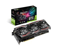Card màn hình ASUS GeForce RTX 2080Ti 11GB GDDR6 ROG Strix OC (ROG-STRIX-RTX2080TI-O11G-GAMING)