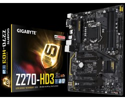 GA-Z270-HD3 - SOCKET 1151