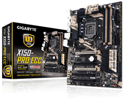 GA-X150-PRO ECC(MAINBOARD WORKSTATION GIGABYTE)